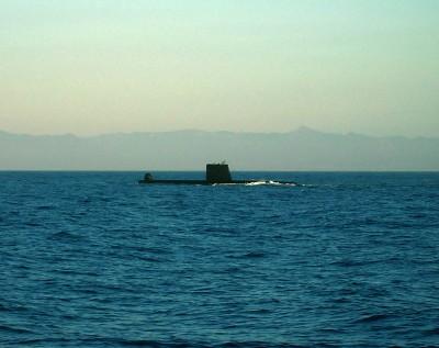 underwater port security