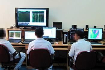 ASA Console e1435052078567 - U/W Acoustic Signal Analysis