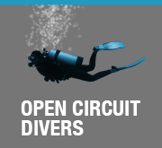 Diver Open2 - Diver Detection Sonar - AquaShield™ DDS