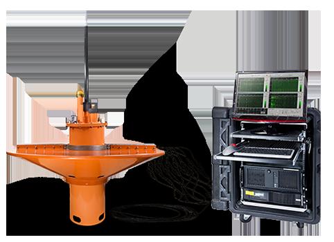 Portable acoustic range  DSIT - Sonar
