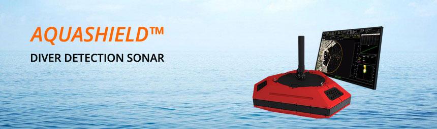 high performance-Diver Detection Sonar