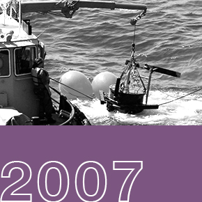 2007b - DSIT to supply world's first underwater surveillance system to protect a strategic coastal energy installation