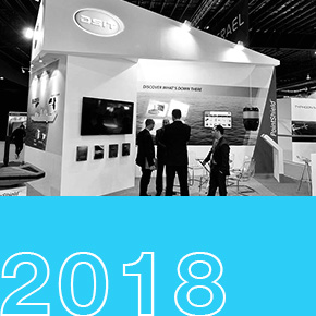 EX 2018 - DSIT at IMDEX ASIA 2019 exhibition