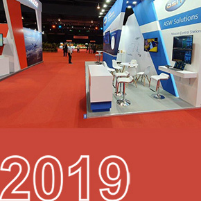 2019 - DSIT is participating at Pacific 2019 exhibition