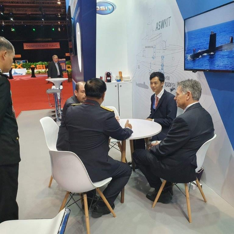 DSIT AT IMDEX ASIA 2019 EXHIBITION