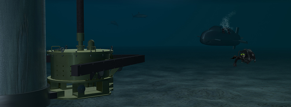 FPSO - DSIT to Supply Energean with its AquaShield™ Underwater Security System