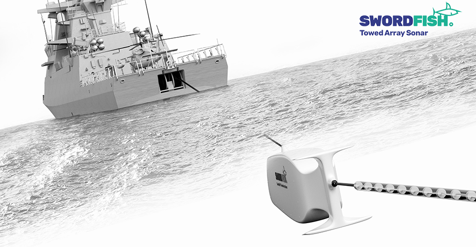 page 3 - Swordfish™ Towed Array Sonar