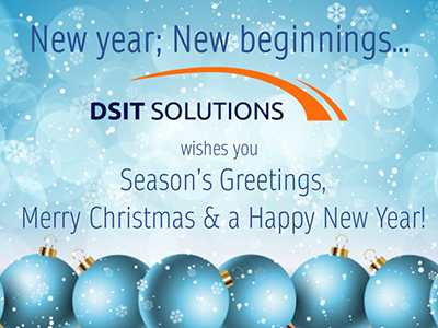 Happy New Year from DSIT02 - HOME