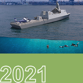 2021 - DSIT Supplies PointShield™, its Advanced Portable Diver Detection Sonar System, to a NATO Country