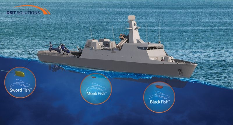DSIT Solutions invites you to visit us at DEFEA Greece and to find out about its comprehensive Underwater Defense and Security Solutions. - Recent posts from linkedin