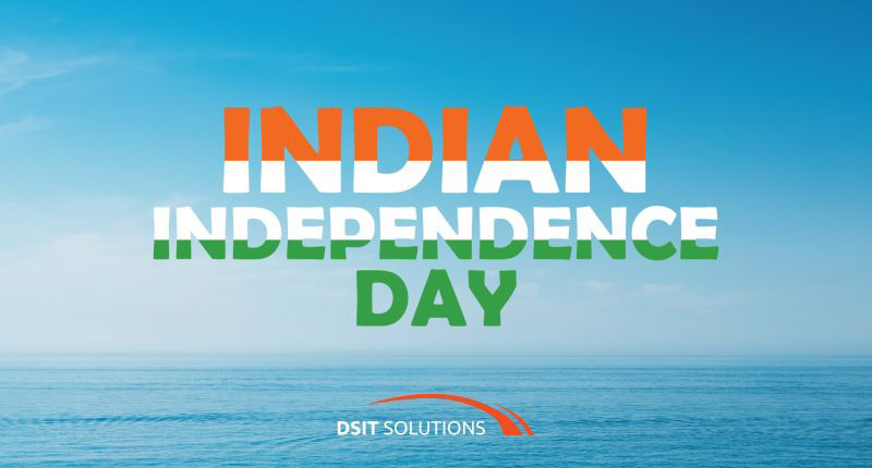 We at DSIT Solutions wishing our business partners and friends in India a happy Independence Day - Recent posts from linkedin