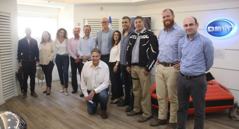 We had the honor of hosting Brig. Gen. Res. Yair Kulas Head of SIBAT the International Defense Cooperation Directorate of the Israel Ministry of Defense along with SIBATs marketing team at our facilities. - Recent posts from linkedin